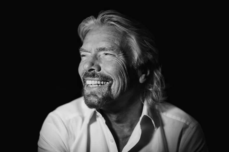 Tỉ phú người Anh Richard Branson. Ảnh: Virgin