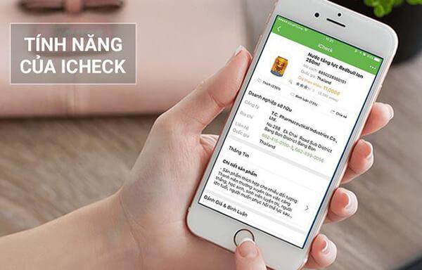 icheck ra phiên bản mới cập nhật nhiều tính năng hữu ích cho người tiêu dùng Ảnh 2