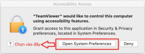Hướng dẫn cài đặt và cấu hình Teamviewer trên Macos 9