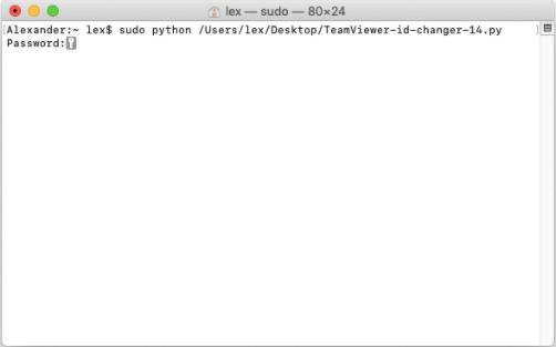 Hướng dẫn cài đặt và cấu hình Teamviewer trên Macos 13