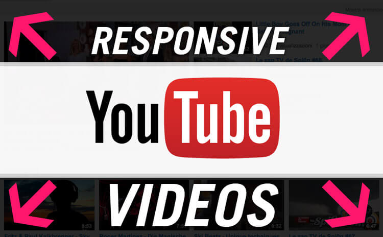 Tạo Responsive Video Youtube cho tất cả trình duyệt thiết bị di động máy tính 01